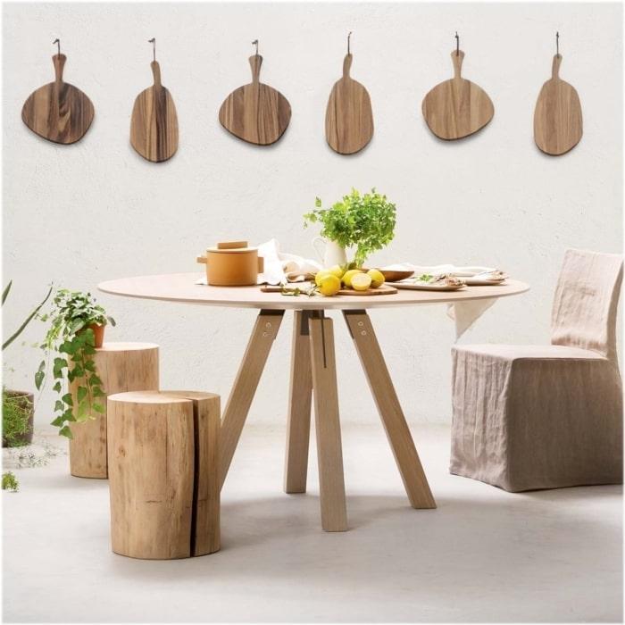 Idee - Tavolo rotondo: 10 modelli per la sala da pranzo ...