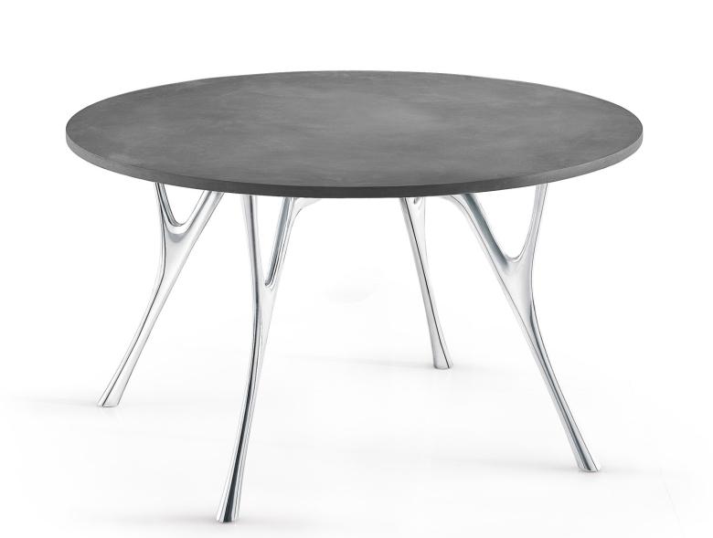 Idee tavolo da cucina resistente e pratico 4 cemento for Piani scrivania stile artigiano