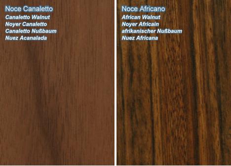 Idee tavolo da cucina resistente e pratico 3 il legno - Colore noce canaletto ...