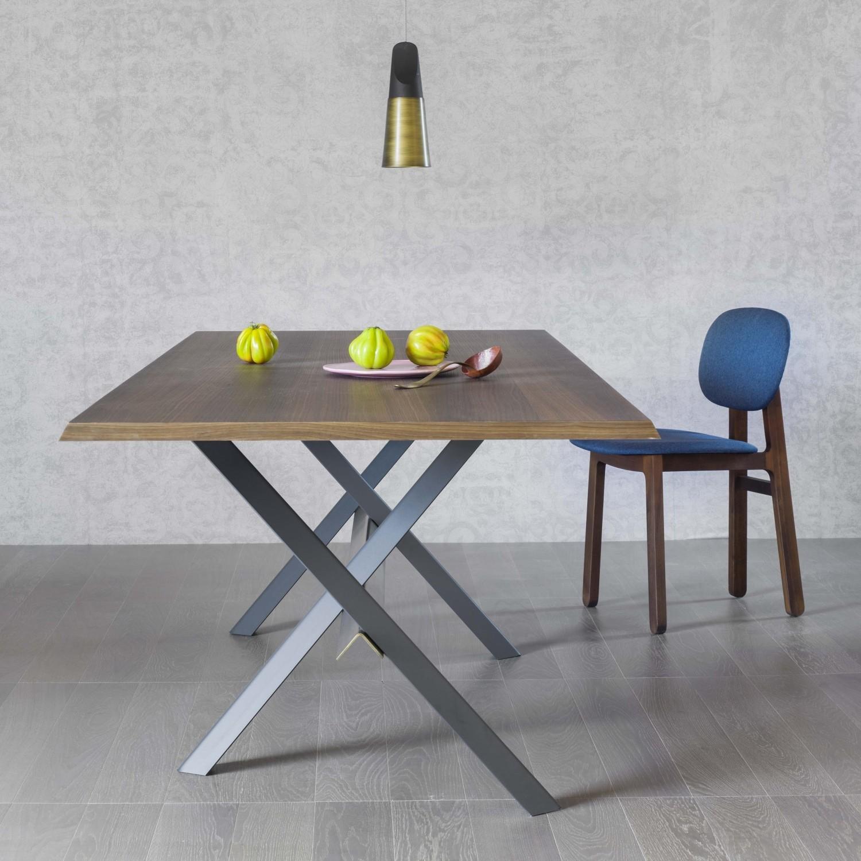 Idee tavolo da cucina resistente e pratico 3 il legno - Tavolo richiudibile in legno ...