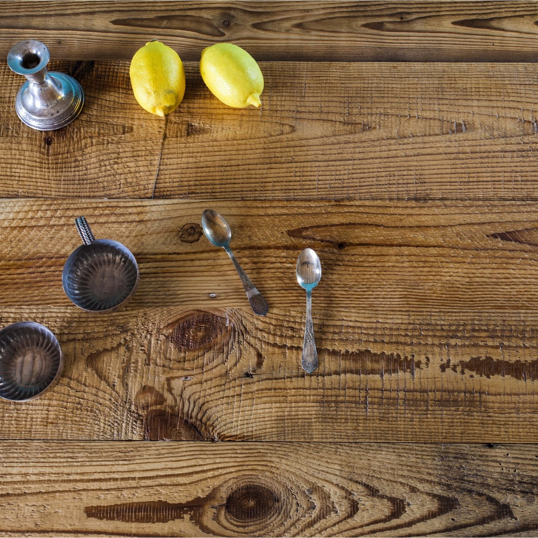 Tavoli cucina legno chiaro: realizzazioni cucina in legno di ...