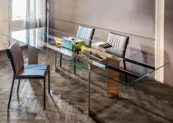 Arredaclick blog sala da pranzo e salotto insieme come arredare e organizzare gli spazi - Salotto con tavolo da pranzo ...