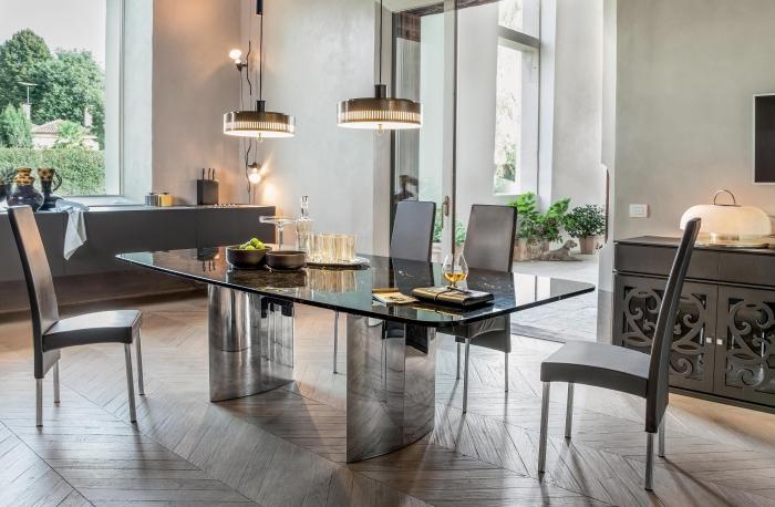 Tavoli In Marmo Da Giardino.Idee Tavolo Da Pranzo Resistente E Pratico 5 I Tavoli In Marmo