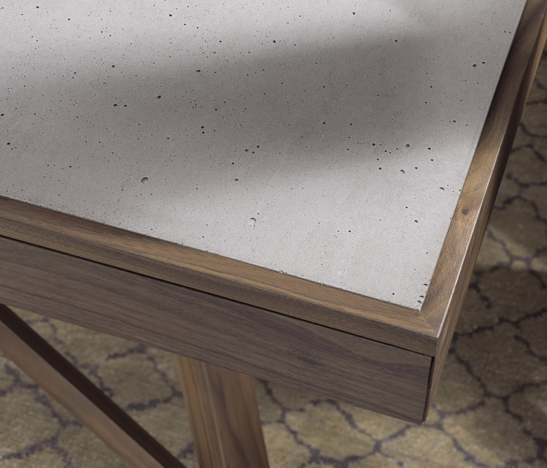 Arredaclick blog tavolo da cucina resistente e pratico 4 cemento ed ecomalta arredaclick for Piano cucina in cemento