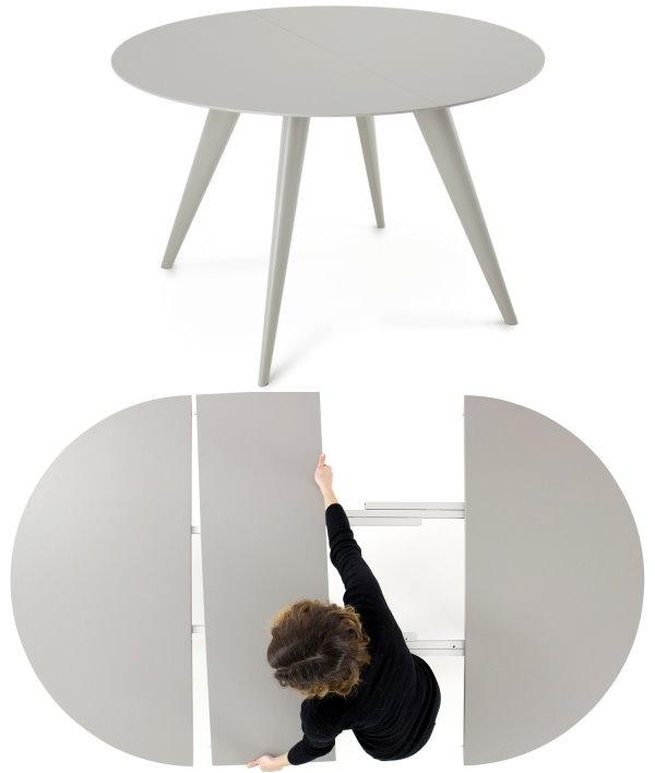 ARREDACLICK BLOG - Tavolo rotondo: 10 modelli per la sala da ...