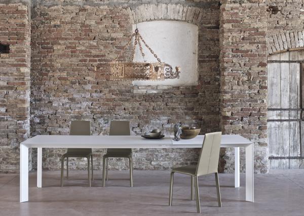 Tavolo Cucina Allungabile Vetro.Idee Tavolo Da Cucina Resistente E Pratico 2 Il Vetro