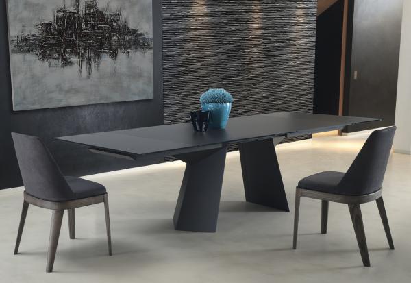 Sedie Per Tavolo Di Cristallo.Idee Tavolo Da Cucina Resistente E Pratico 2 Il Vetro