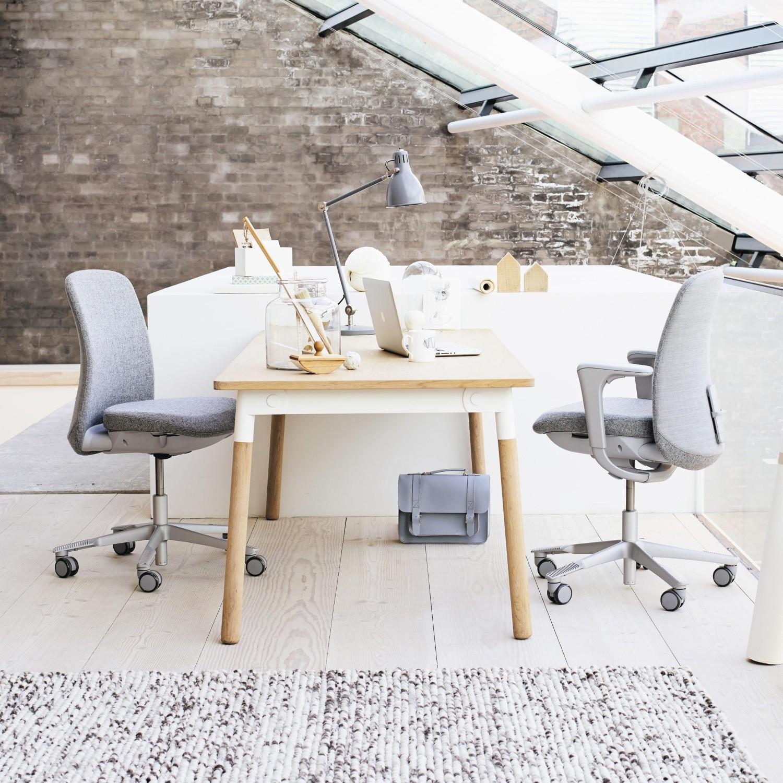 Idee sedie ergonomiche da ufficio perch e come for Sedie ufficio ergonomiche